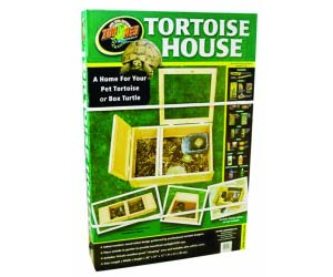 Wood Tortoise House
